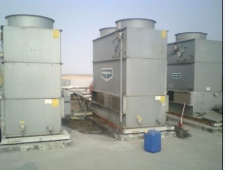 中央空调风管清洗步骤